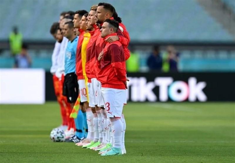 یورو 202  جدال تیمهای ملی ولز - سوئیس از نگاه دوربین