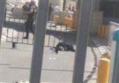 یک زن فلسطینی در نزدیکی «قلندیا» به شهادت رسید