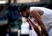 بسکتبال انتخابی کاپ آسیا| کاظمی موثرترین بازیکن زمین شد + آمار