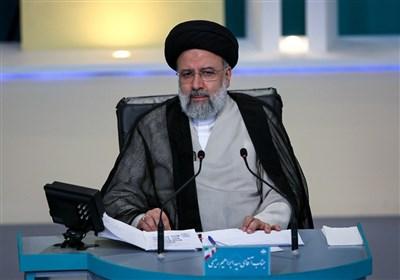 آیتالله رئیسی در مراسم تنفیذ: پیام انتخابات ۲۸ خرداد تغییر وضع موجود بود