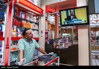 تماشای سومین مناظره نامزدهای ریاست جمهوری - سنندج