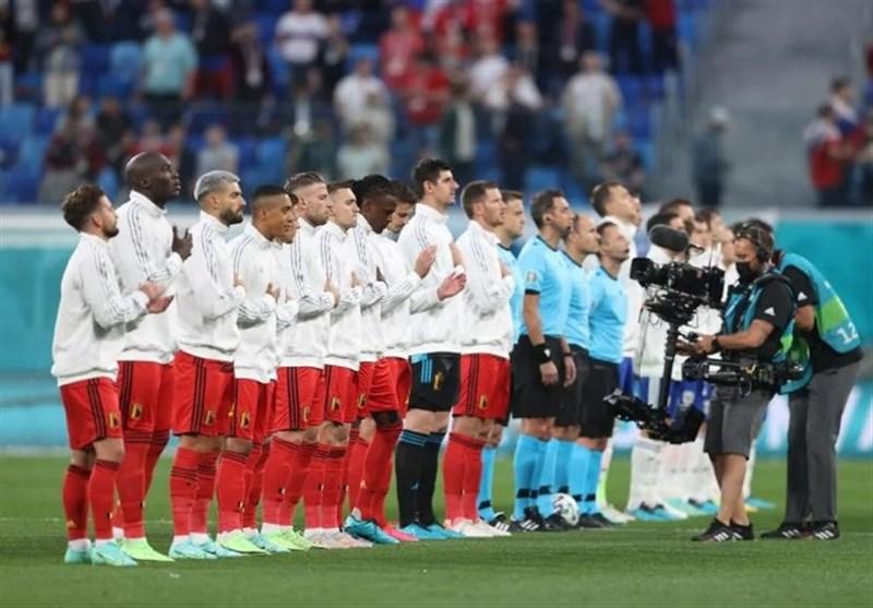 یورو 2020  برتری قاطع بلژیک مقابل تزارها در آمار
