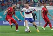 یورو 2020| درخشش لوکاکو و برتری بلژیک مقابل روسیه به روایت تصویر
