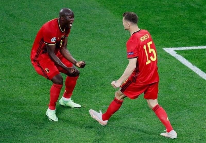 یورو 2020| گام اول بلژیک برای صعود با پیروزی آسان در خاک روسیه/ لوکاکو در صدر جدول گلزنان
