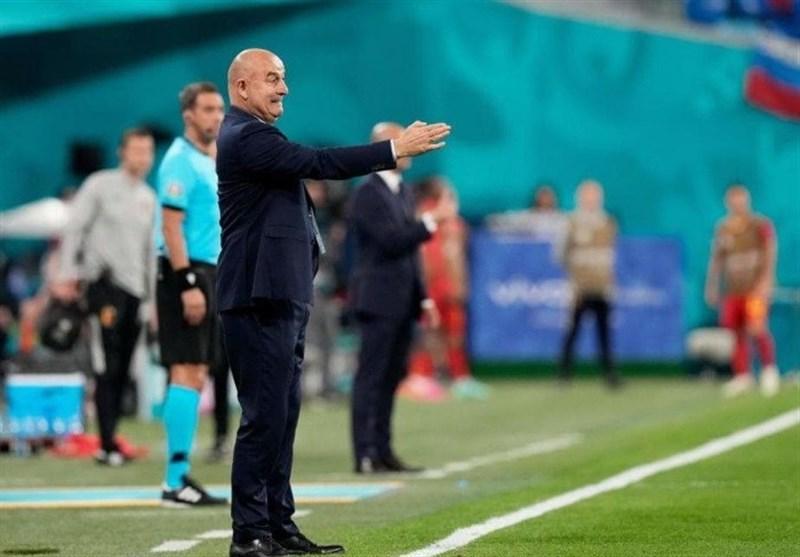 یورو 2020| چرچسوف: نتیجه بازی با بلژیک عادلانه بود/ به اشتباهات احمقانه خودمان باختیم