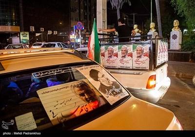 تبلیغات انتخابات 1400 -اهواز