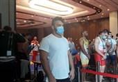 کشتی فرنگی جام پیت لاسینسکی| ساروی و بالی حریفان خود را شناختند