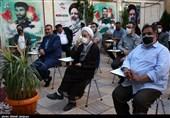 ستاد مرکزی خانه ایثارگران و هنرمندان رئیسی در اصفهان به روایت تصاویر