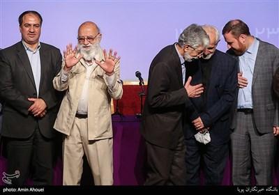 نشست خبری شورای ائتلاف نیروهای انقلاب