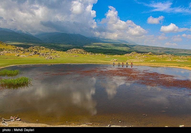 طبیعت منطقه ارسباران