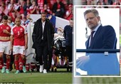 یورو 2020| انتقاد اشمایکل از یوفا بابت ازسرگیری دیدار دانمارک - فنلاند