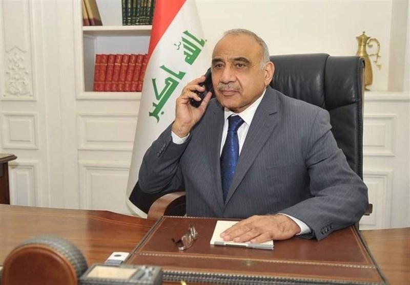 عبد المهدی: الحشد الشعبی رکن اساس من ارکان امننا الوطنی والمجتمعی