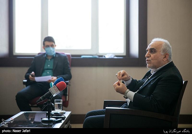 فرهاد دژپسند، وزیر امور اقتصادی و دارایی