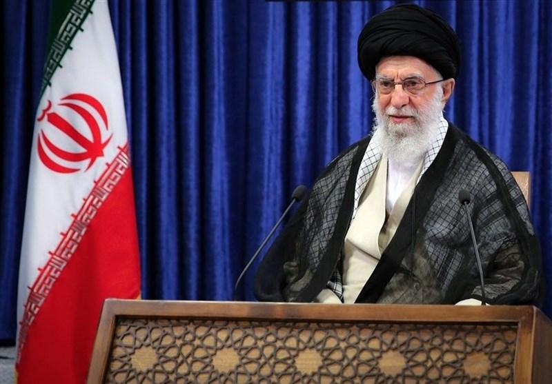 قائد الثورة الاسلامیة سیلقی الاربعاء خطابا موجها للشعب الایرانی