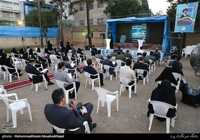 سخنرانی سمیه رفیعی رئیس فراکسیون محیط زیست مجلس در گردهمایی حامیان محیط زیستی آیت الله رئیسی