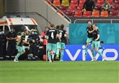 یورو 2020| ثبت اولین پیروزی تاریخ اتریش در جام ملتها با غلبه بر مقدونیه