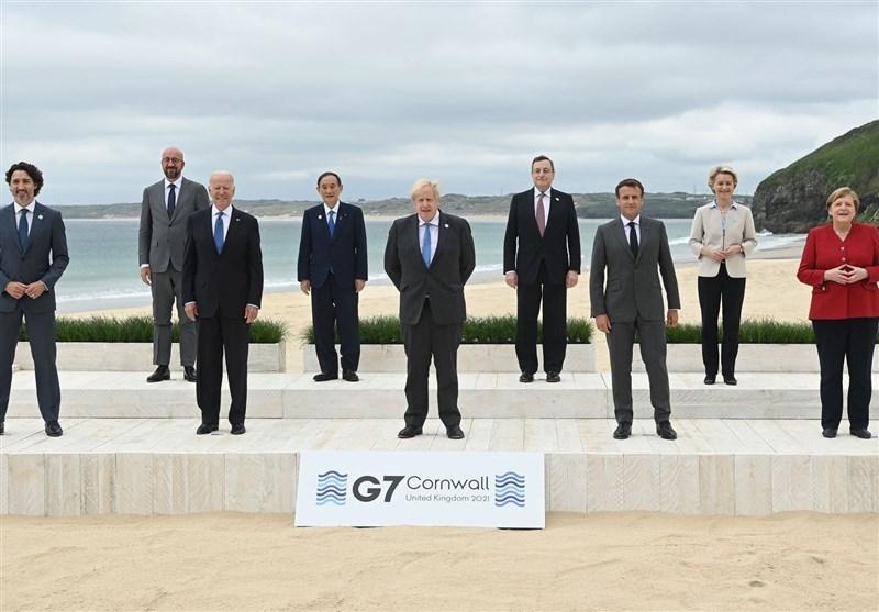 تاکید سران جی-7 بر تداوم مذاکرات وین در راستای احیای برجام