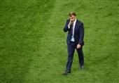 یورو 2020| سرمربی مقدونیه: بازندهای سربلند بودیم/ به بازیکنانم افتخار میکنم