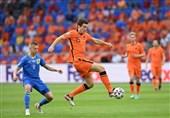 یورو 2020| برتری آماری محسوس هلند مقابل اوکراین
