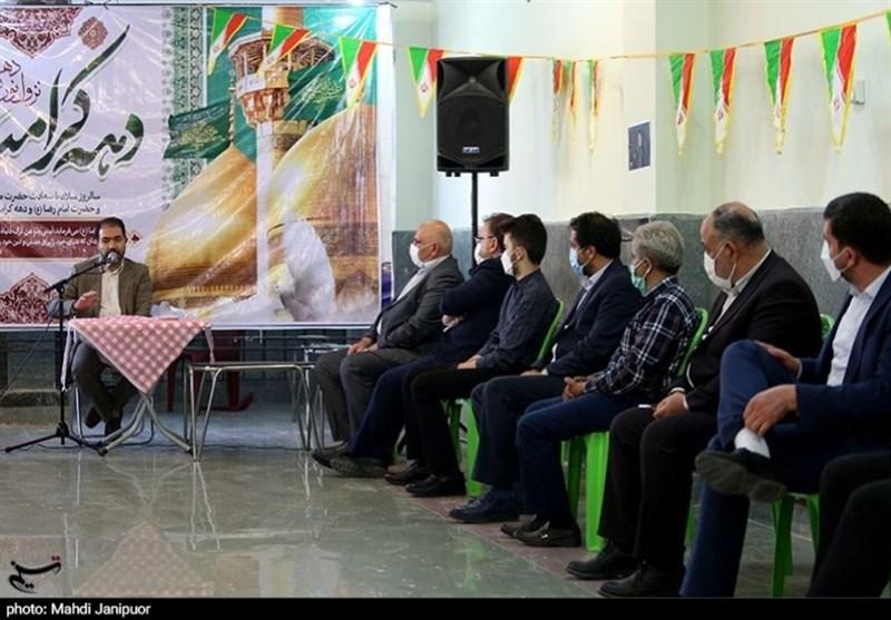 گردهمایی کارآفرینان و صنعتگران استان اصفهان در حمایت از حجتالاسلام رئیسی به روایت تصویر