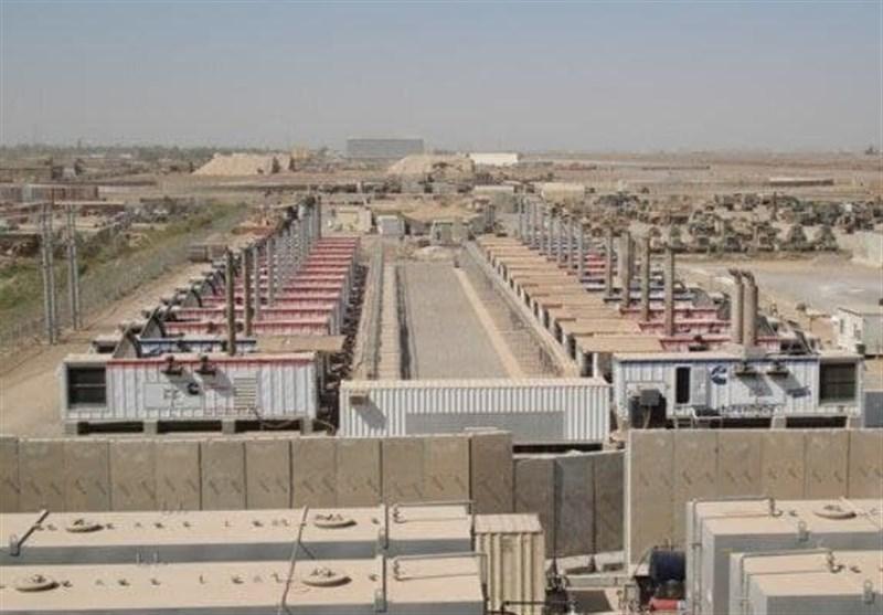 حمله پهپادی به پایگاه نظامی «ویکتوریا» در بغداد