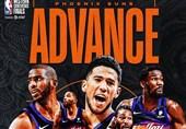 لیگ NBA| فینیکس پس از 11 سال به فینال کنفرانس غرب رسید