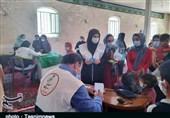 4 تیم پزشکی بسیج لرستان به منطقه محروم «بسطام» سلسله اعزام شد+ تصویر