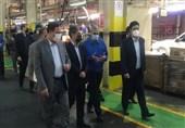 مشارکت ایران خودرو کرمانشاه در توانمندسازی مناطق محروم