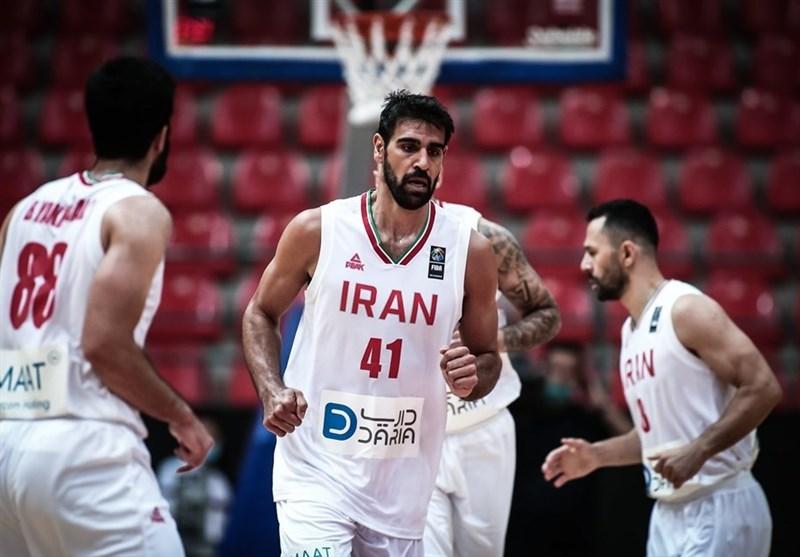 Kazemi Hopes for Better Future for Iran's Basketball