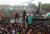 حماس: «راهپیمایی پرچم» صاعقه یک انفجار جدید در قدس است/ آمادهباش در اسرائیل در پی هشدار مقاومت