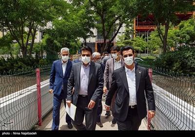 سفر وزیر ارتباطات و فناوری به مشهد