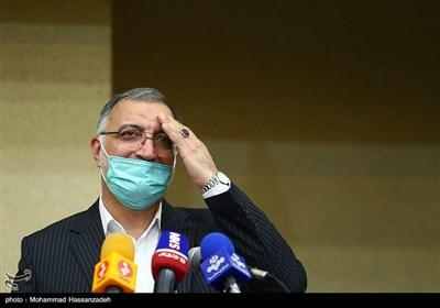 سخنرانی علیرضا زاکانی در دانشگاه امیرکبیر