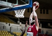 دیدار دوستانه بسکتبال  ایران مغلوب ژاپن شد