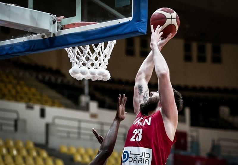 بسکتبال انتخابی کاپ آسیا| ایران، عربستان را از پیش رو برداشت