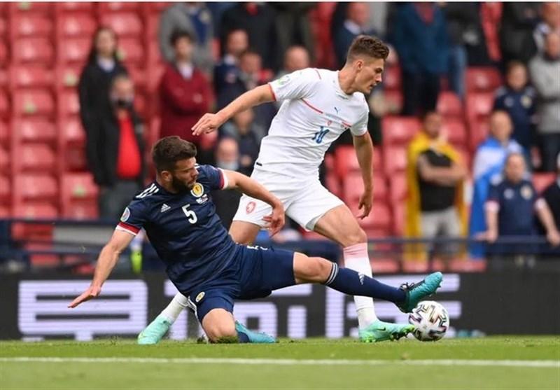 یورو 2020 , جام ملتهای اروپا , تیم ملی فوتبال جمهوری چک , تیم ملی فوتبال اسکاتلند , فوتبال ,