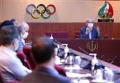 نشست کادر سرپرستی المپیک توکیو برگزار شد