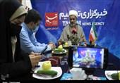 نشست خبری رئیس ستاد انتخاباتی آیتالله رئیسی در خراسان جنوبی به روایت تصویر