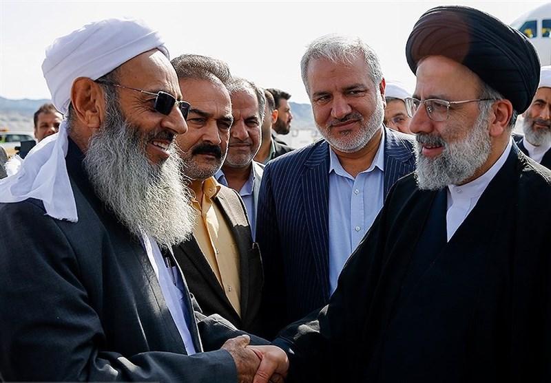 حمایت مولوی عبدالحمید از آیتالله رئیسی در انتخابات 1400
