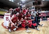 بسکتبال انتخابی کاپ آسیا  سوریه پس از ایران صعود کرد
