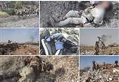 قوات صنعاء تکشف مشاهد جدیدة لعملیة جیزان الواسعة