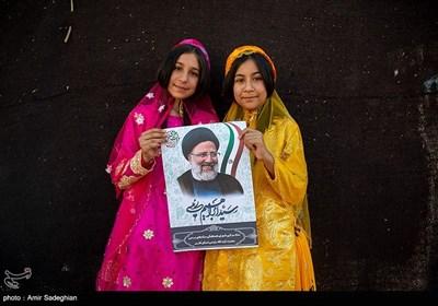 همایش عشایر و ایلات ستاد انتخاباتی مرکزی آیت الله رئیسی-شیراز
