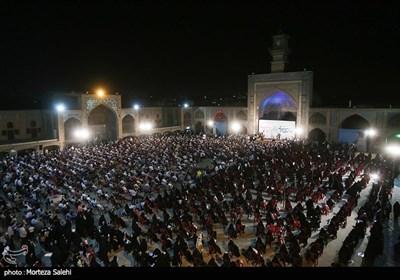 اجتماع حامیان سید ابراهیم رئیسی
