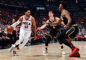 لیگ NBA| آتلانتا و کلیپرز پیروز شدند/ رکوردشکنیهای دنبالهدار یانگ
