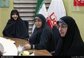 اعلام برنامه های بانوان کاندیداهای شورای شهرتهران لیست شورای اعتلاف نیروهای انقلاب اسلامی