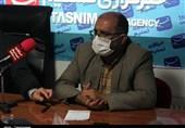 نشست خبری رئیس ستاد انتخاباتی شورای نیروهای انقلاب در استان سمنان + تصاویر