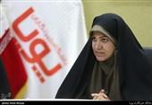 سوده نجفی: ادعای ضدیت جبهه انقلاب با حضور زنان در جامعه تهمت است