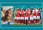یورو 2020| اریکسن: من خوبم و پسران دانمارک را در بازیهای بعدی تشویق خواهم کرد