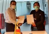 امضای تفاهمنامه فدراسیون ورزشهای ناشنوایان ایران با 3 کشور آسیایی