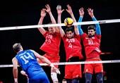 لیگ ملتهای والیبال| شاگردان کواچ مغلوب روسیه شدند