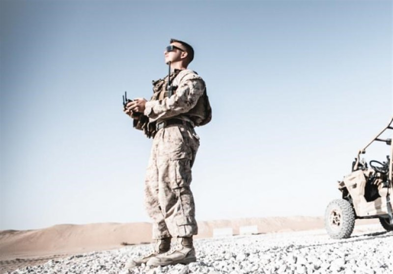 تمرین مشترک آمریکا-عربستان برای مقابله با هواپیماهای بدون سرنشین